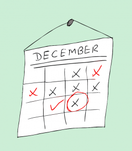 Things to remember when it comes to December multiSEARCH